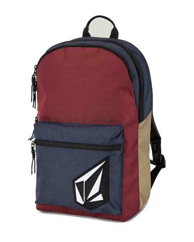 ACADEMY BACKPACK - CABERNET