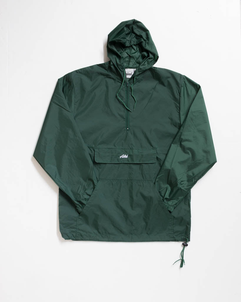 Coat ADRENALINE ADRE WIN! BREAKER DARK GREEN