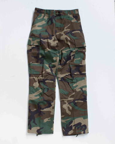 ADRE BDU CARGO ZIP RELAXED FIT CAMO