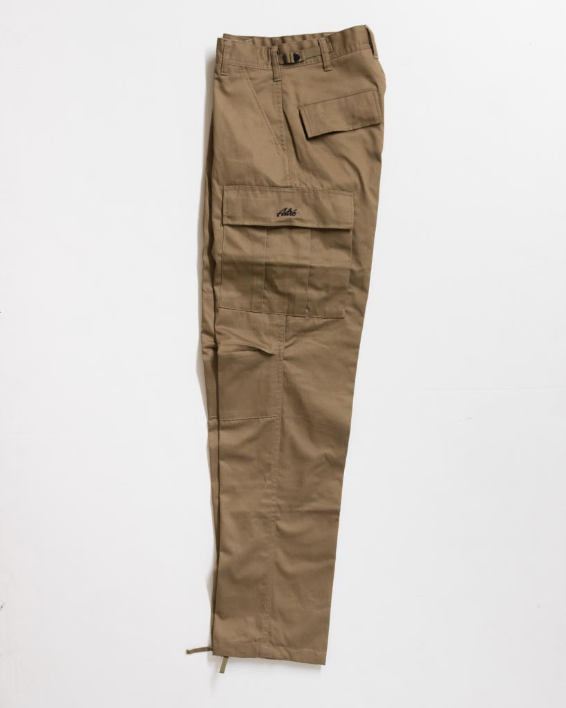 Pantalon cargo ADRENALINE ADRE CARGO RELAXED FIT COYOTE