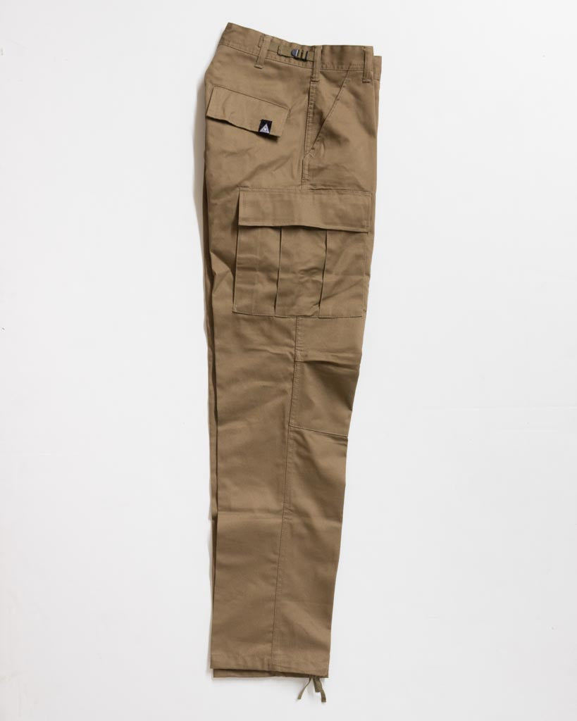 Cargo pants ADRENALINE ADRE CARGO RELAXED FIT COYOTE