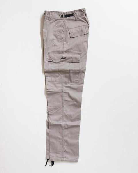 Cargo pants ADRENALINE ADRE CARGO RELAXED FIT GRAY