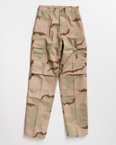 ADRE CARGO RELAXED FIT RIPSTOP TRI-COLOR CAMO