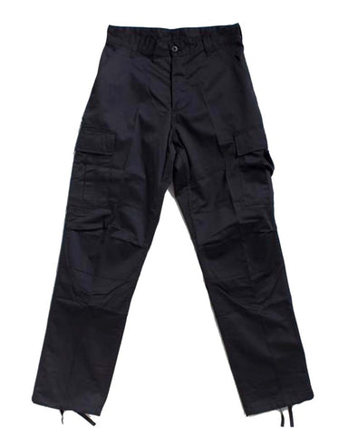 ADRE CARGO RELAX FIT BLACK
