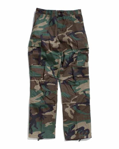 ADRE CARGO ZIP RELAXED FIT CAMO