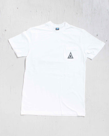 ADRE LAMBDA POCKET WHITE