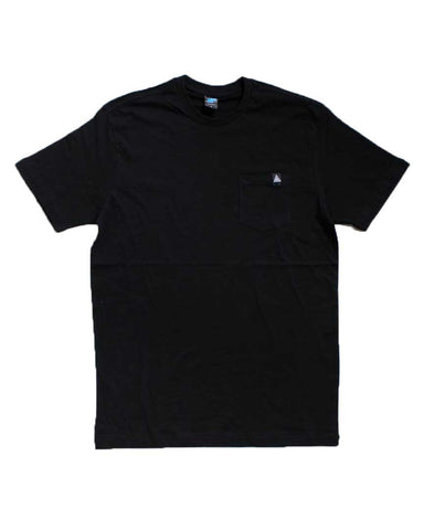 ADRE SMALL LAMBDA POCKET BLACK