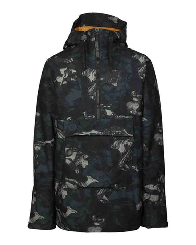 RANKIN STRETCH ANORAK SEDIMENT