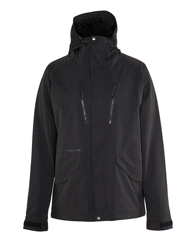 ASPECT JACKET BLACK