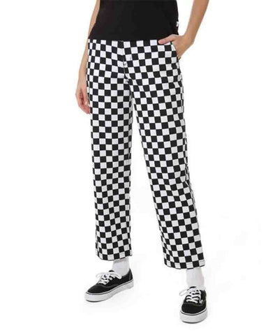 AUTHENTIC CHINO PANT CHECKERBOARD
