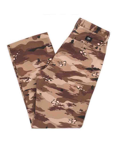 AUTHENTIC CHINO PRO PANT STORM CAMO