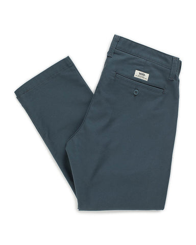 AUTHENTIC CHINO STRECH DARK SLATE