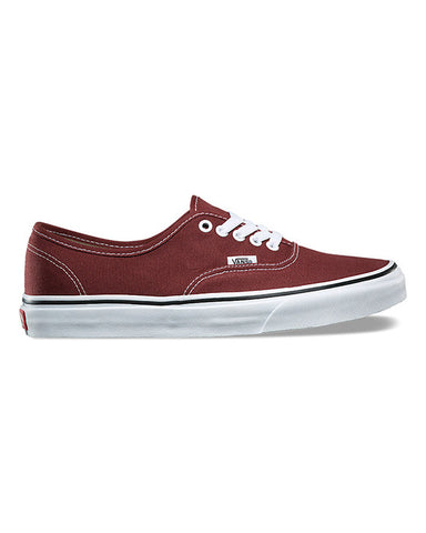 AUTHENTIC MADDER BROWN  TRUE WHITE