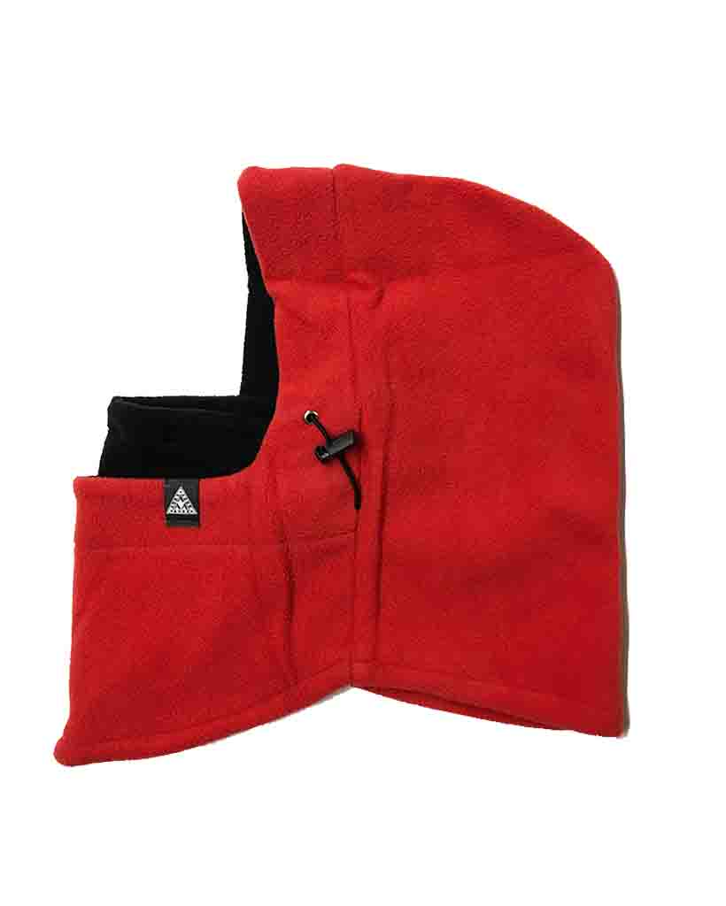 Neck warmer ADRENALINE 3 / 1 BALACLAMBDA 2.0 RED / BLACK