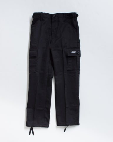 JUNIOR ADRE BDU ZIP CARGO NOIR