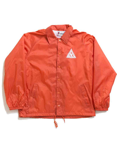 ADRE LAMBDA COACH JACKET ORANGE