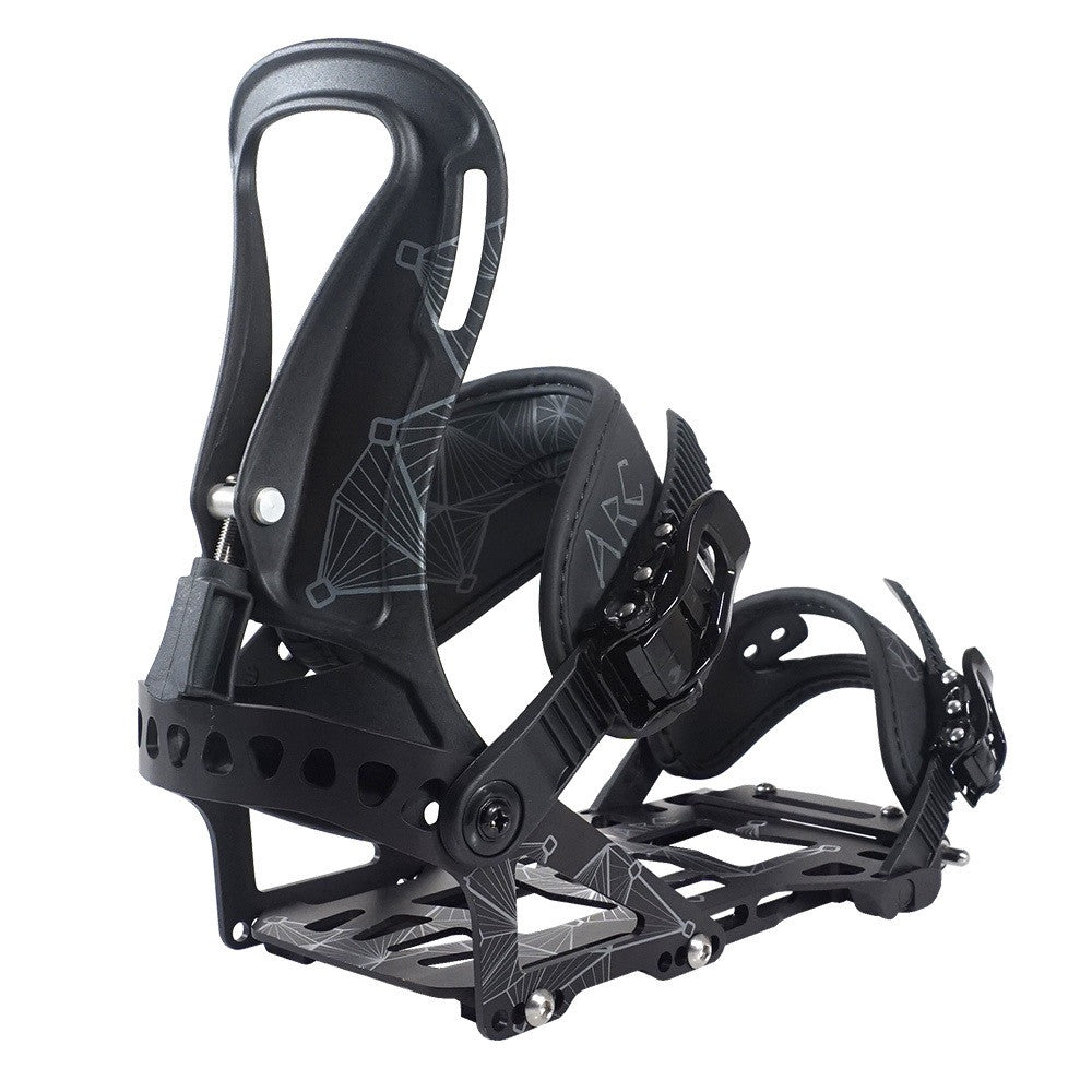 SPARK R&D -ARC BINDINGS BLACK  - 4