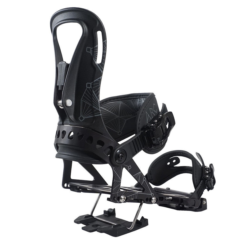 SPARK R&D -ARC BINDINGS BLACK  - 2