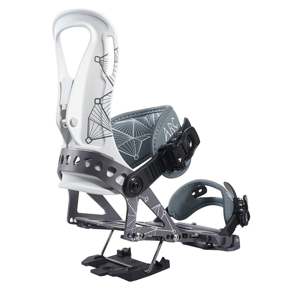 ARC BINDINGS GRAY