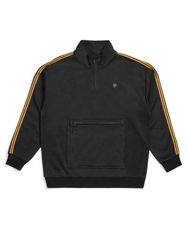 B-SHIELD 1 III / 2 ZIP BLACK