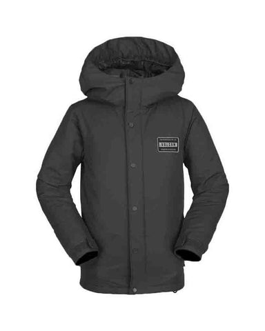 BIG BOYS RIPLEY INSULATED JACKET BLACK