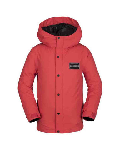 BIG BOYS RIPLEY INSULATED JACKET FIRE RED