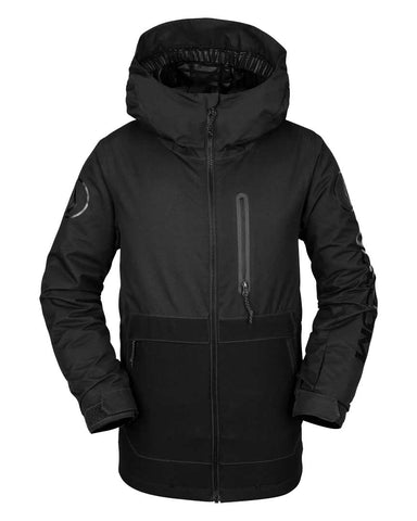 BIG BOYS HOLBECK INSULATED JACKET - BLACK