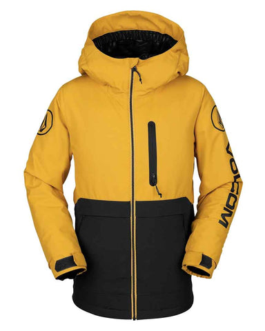 BIG BOYS HOLBECK INSULATED JACKET - RESIN GOLD