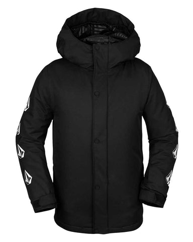 BIG BOYS RIPLEY INSULATED JACKET - BLACK
