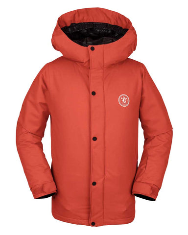 BIG BOYS RIPLEY INSULATED JACKET - ORANGE