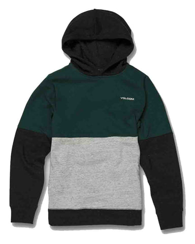 BIG BOYS SINGLE STONE DIV PULLOVER - EVERGREEN