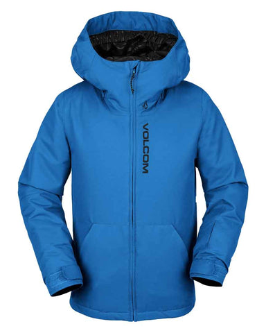 BIG BOYS VERNON INSULATED JACKET - BLUE