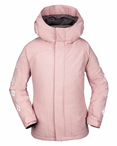 BIG GIRLS WESTERLIES INSULATED JACKET - PINK