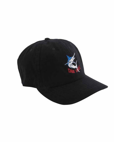 BILLFISH DAD HAT BLACK
