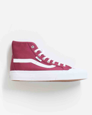 BLACK BALL HI SF TIBETAN RED