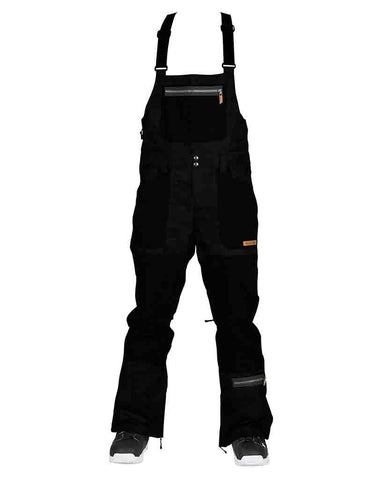 BLEACH BIB BLACK