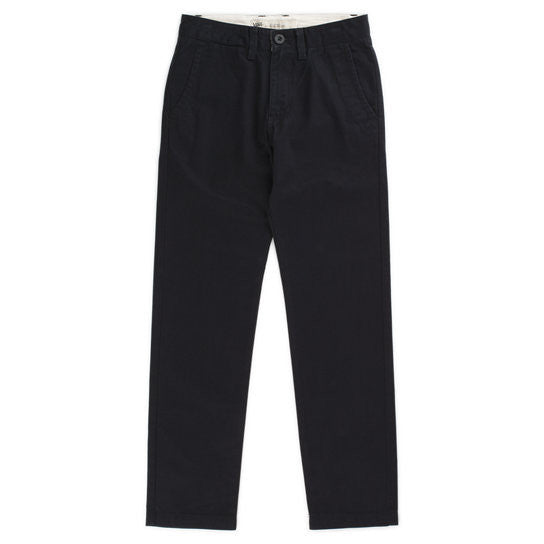 Trousers VANS BOYS AUTHENTIC CHINO BLACK
