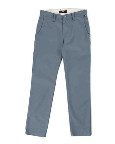 BOYS AUTHENTIC CHINO STRETCH STORMY WEATHER