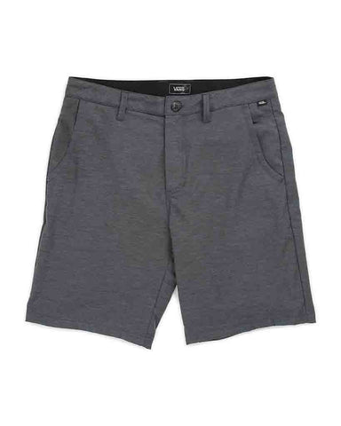 BOYS AUTHENTIC PLUSH DECKSIDER ASPHALT