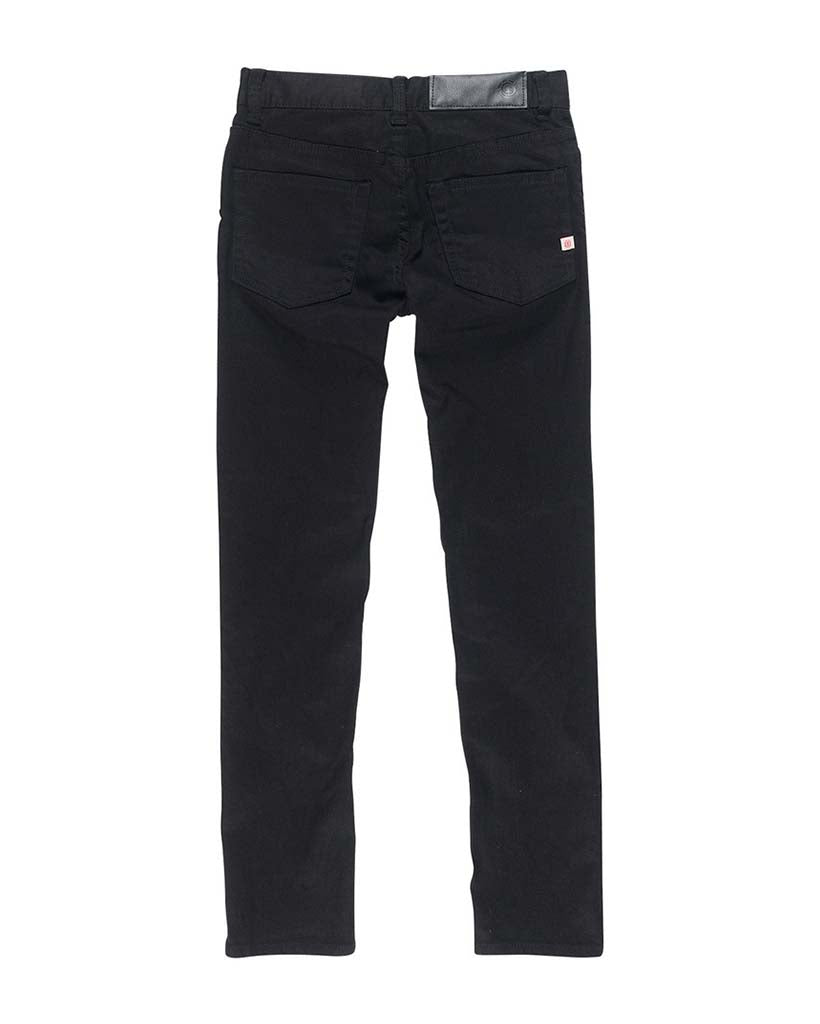 Trousers ELEMENT E01 BOY COLOR FLINT BLACK