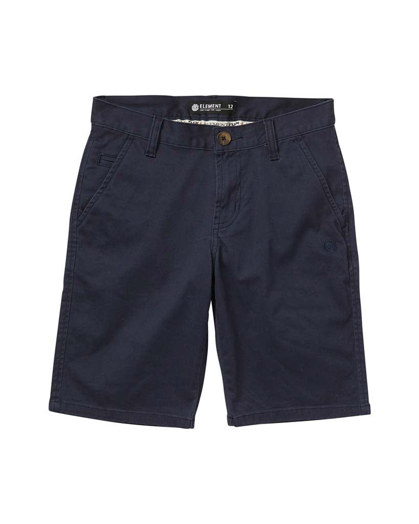 Short ELEMENT BOYS HOWLAND CLASSIC ECLIPSE NAVY