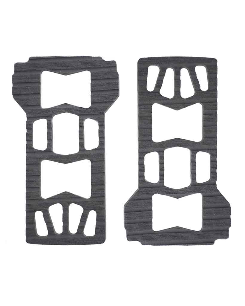 Snowboard accessory SPARK R & D BASEPLATE PADDING KIT CUTOUT SIZE 1