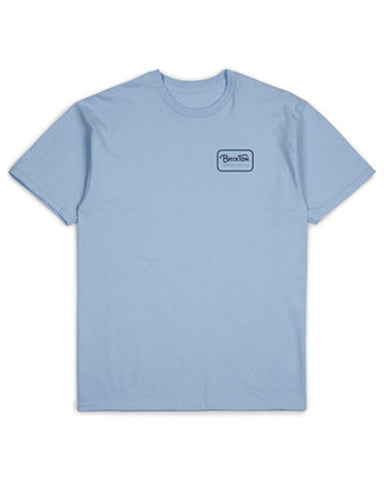 GRADE S/S STANDARD TEE LIGHT BLUE