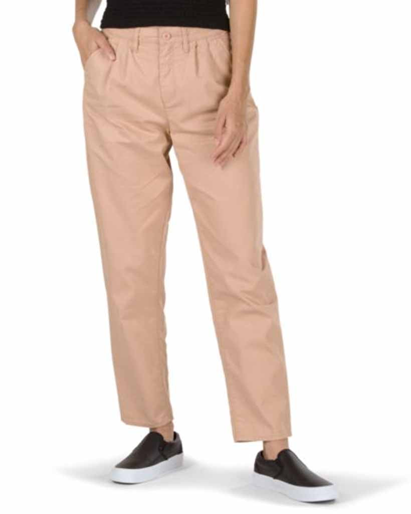 Pantalon VANS CALI NATIVE CHINO TUSCAN