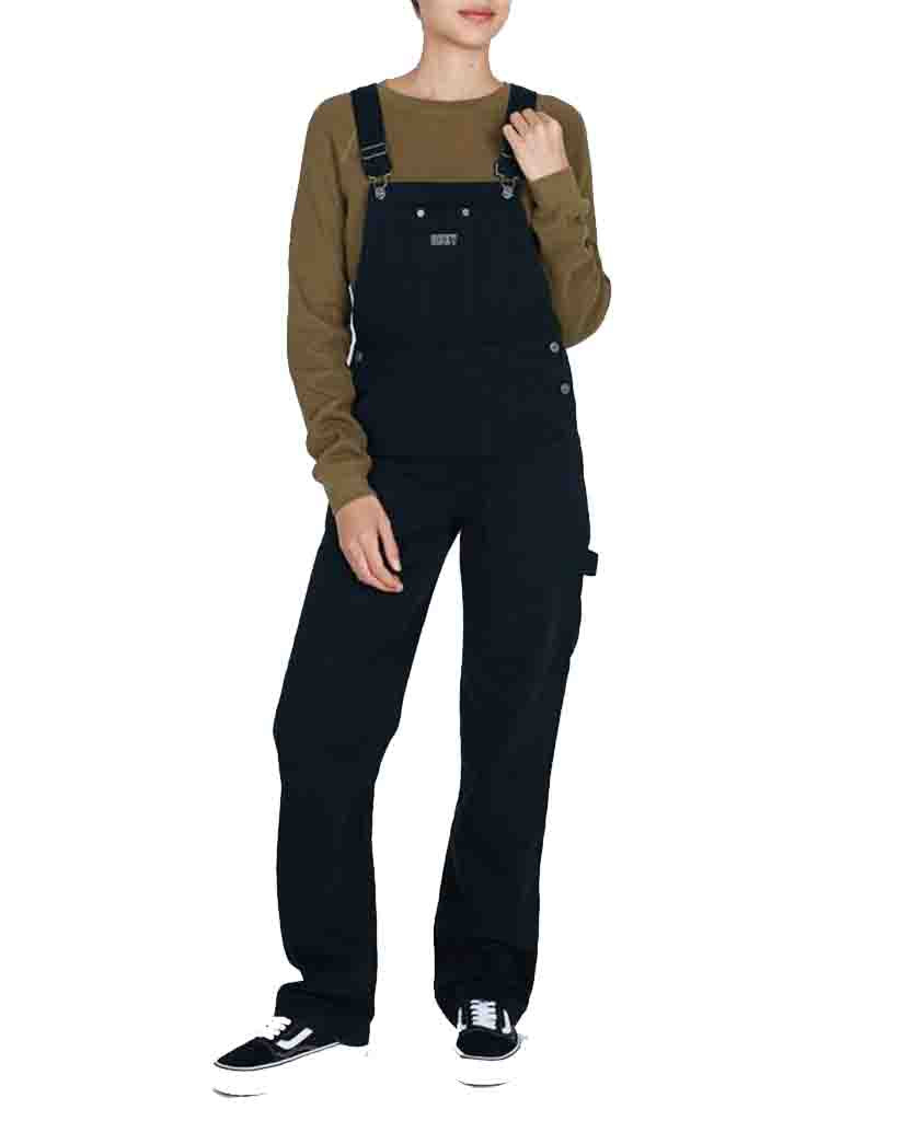 Overalls OBEY CASBAH OVERALL BLACK