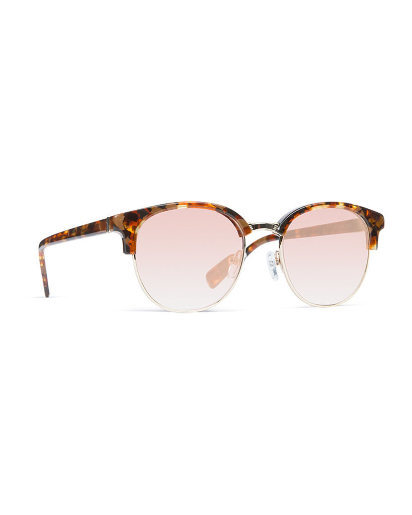Sunglasses VON ZIPPER CITADEL GOLD TORTOISE FLASH GOLD CHROME GRADIENT