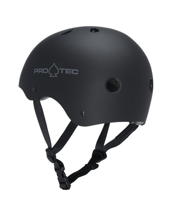 Protection PRO-TEC THE CLASSIC CERTIFIED RUBBER BLACK
