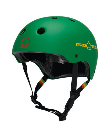 THE CLASSIC CERTIFIED RASTA GREEN