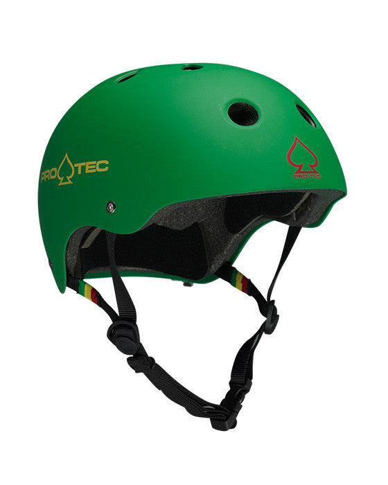 Protection PRO-TEC THE CLASSIC CERTIFIED RASTA GREEN