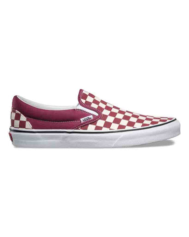 CLASSIC SLIP-ON DRY ROSE TRUE WHITE